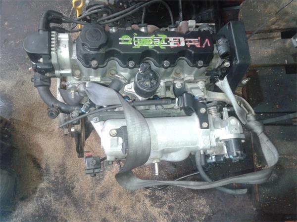 motor completo chevrolet kalos 14 se foto 2