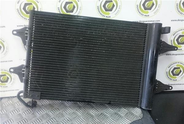 radiador aire acondicionado seat ibiza  (6l1)(04.2002  >) 1.4 16v