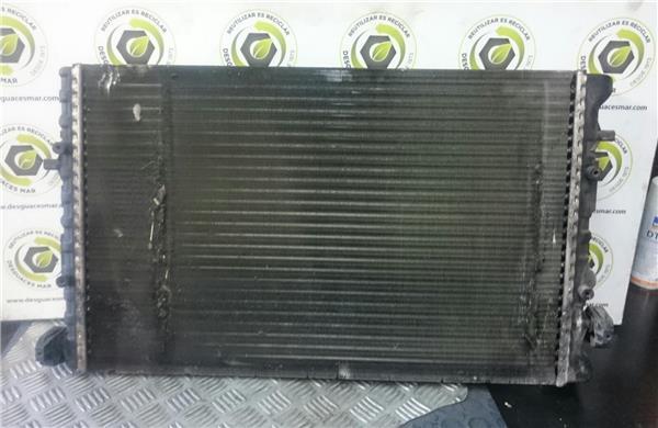 radiador seat ibiza 14 16v foto 1