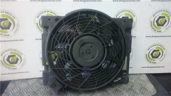 electroventilador opel zafira a (1999 >) 2.0 di 16v