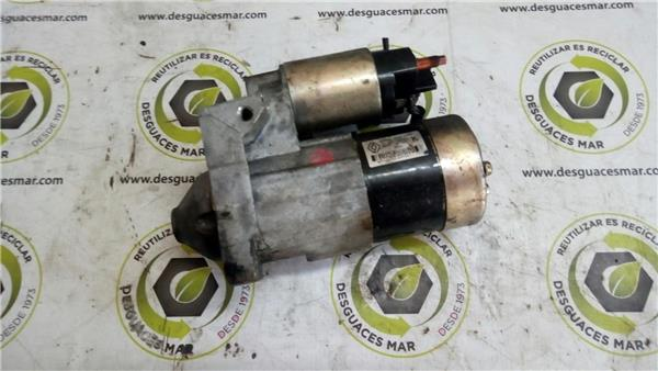 motor arranque renault clio ii fase ii (b/cb0)(2001 >) 1.5 authentique [1,5 ltr.   48 kw dci diesel]