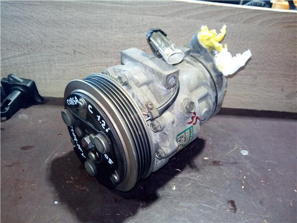 compresor aire acondicionado opel corsa c 12 foto 1