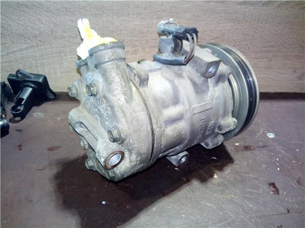 compresor aire acondicionado opel corsa c 12 foto 2