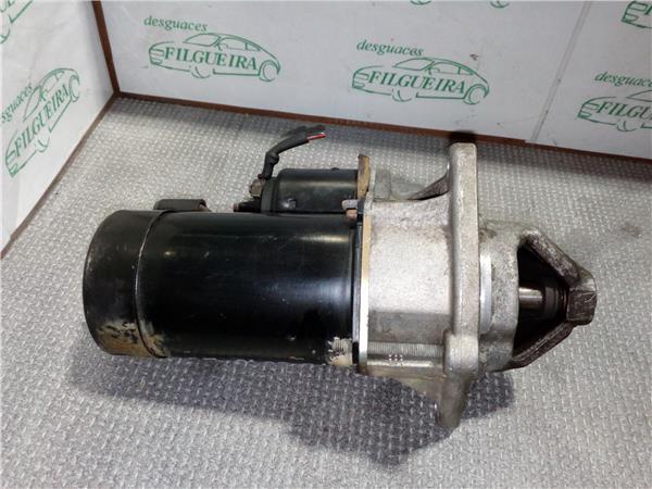 motor arranque opel vectra b fastback 16 i 16 foto 1