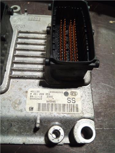 centralita check control opel corsa c 12 twin foto 3