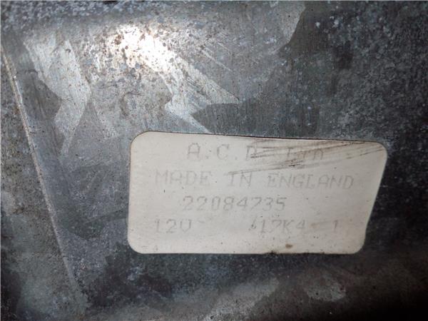 motor limpiaparabrisas delantero opel astra f foto 5