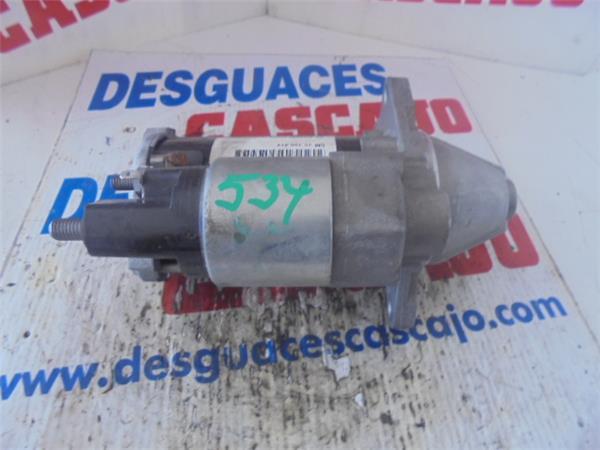 motor arranque opel corsa e (2014 >) 1.4 expression [1,4 ltr.   66 kw]