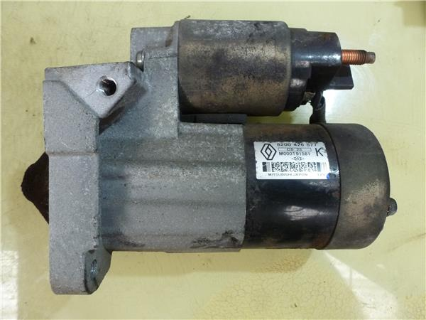 motor arranque nissan almera (n16/e)(2000 >) 1.5 tekna [1,5 ltr.   60 kw dci turbodiesel cat]