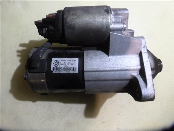 motor arranque renault megane ii berlina 5p (10.2002 >) 1.5 authentique [1,5 ltr.   74 kw dci diesel]