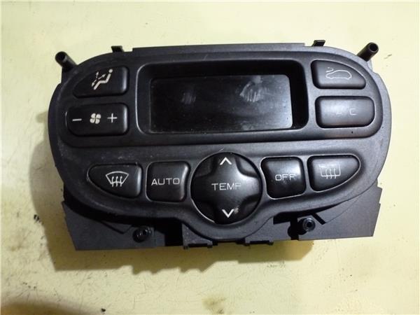 mandos climatizador peugeot 307 (s1)( >2005) 2.0 xs [2,0 ltr.   79 kw hdi fap]
