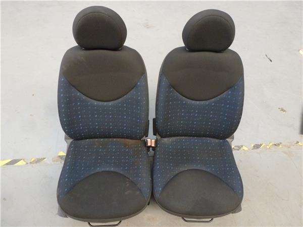 juego asientos citroen c3 11 sx foto 4