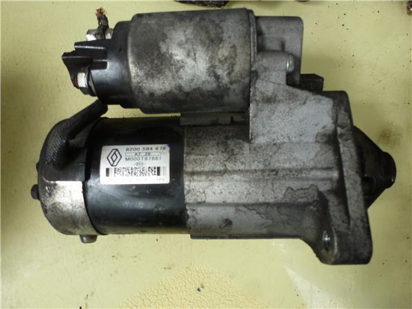 motor arranque renault megane ii berlina 5p (10.2002 >) 1.9 confort expression [1,9 ltr.   88 kw dci diesel]