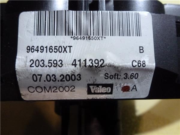 mando multifuncion citroen c3 11 i foto 4