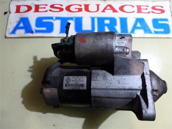motor arranque nissan kubistar (x76)(2003 >) 1.5 dci 85
