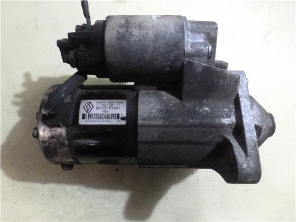 motor arranque renault clio iii (2005 >) 1.5 authentique [1,5 ltr.   50 kw dci diesel]