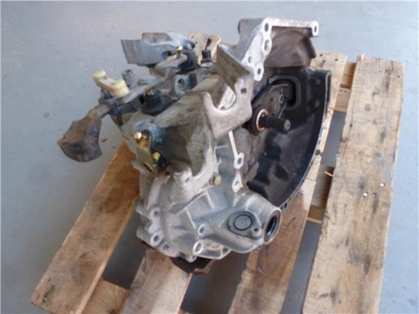 caja cambios manual citroen c3 11 sx foto 3