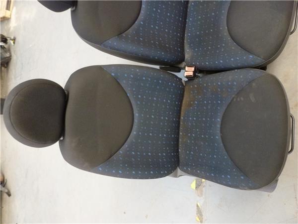 juego asientos citroen c3 11 sx foto 3