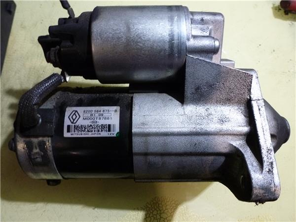 motor arranque renault laguna iii grandtour (2007 >) 1.5 emotion [1,5 ltr.   81 kw dci diesel]