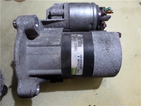motor arranque citroen c3 11 sx foto 1