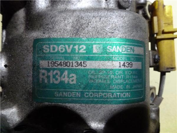 compresor aire acondicionado citroen c3 11 i foto 2