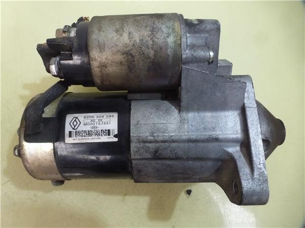 motor arranque renault scenic ii (jm)(2003 >) 1.5 authentique [1,5 ltr.   74 kw dci diesel]