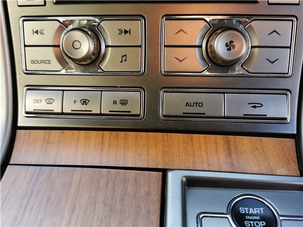 mandos climatizador jaguar xf 27 v6 diesel lu foto 1