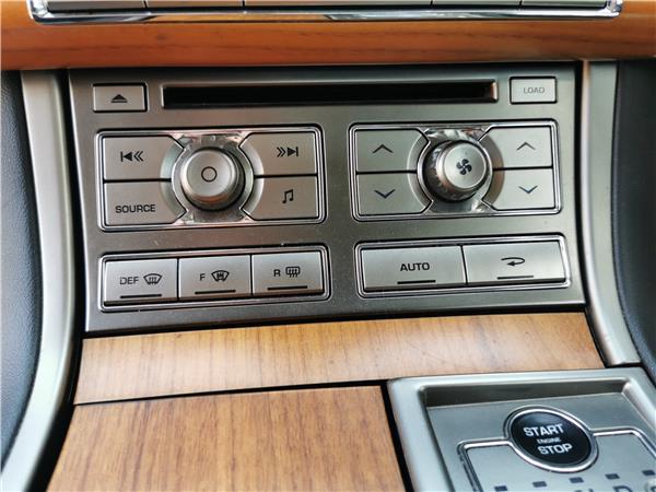 radio cd jaguar xf 27 v6 diesel luxury foto 1