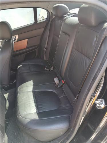 asientos traseros jaguar xf 27 v6 diesel luxu foto 2