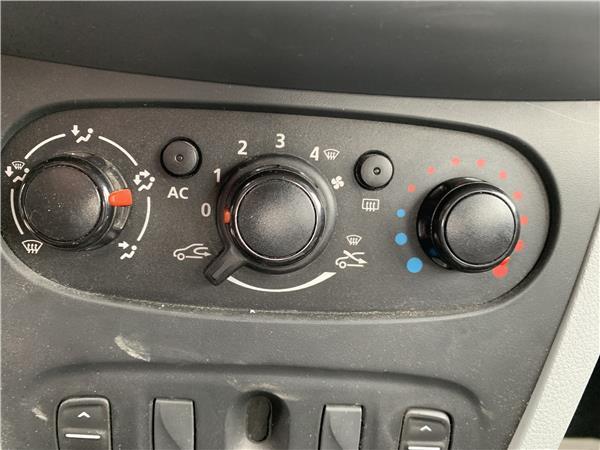 mandos calefaccion aire acondicionado dacia s foto 1