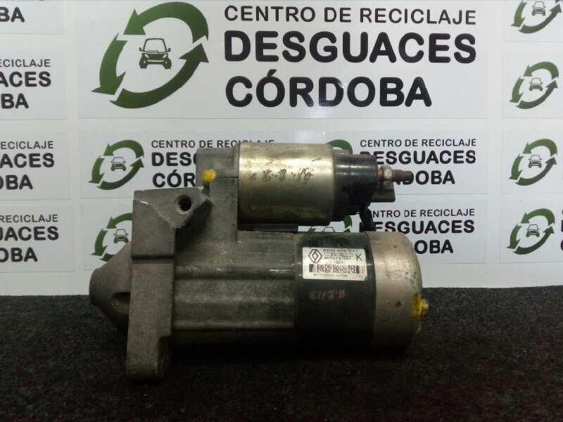 motor arranque nissan micra 1.5 dci turbodiesel (65 cv)