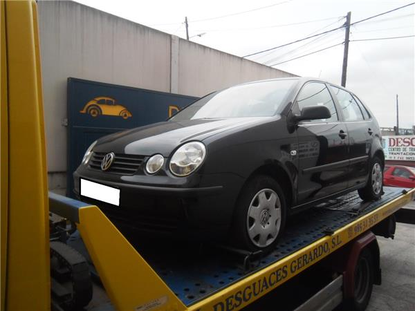 FOTO vehiculoVolkswagenPolo (9N1)(2001->)