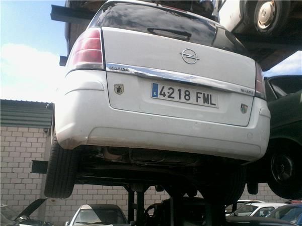 FOTO vehiculoOpelZAFIRA